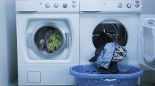 'Could've been worse': Family's horrific find in 'jammed' dryer