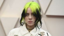 Billie Eilish says she's stopped reading online comments because 'it was ruining my life'