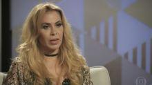 Joelma faz depoimento emocionado ao 'Fantástico' sobre supostas agressões de Ximbinha
