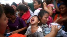 Thousands of caravan migrants take shelter in southern Mexico