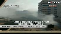 Video Allegedly Shows Hamas Firing Rocket