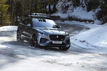 內裝大翻新、MHEV/PHEV 技術導入!小改款 Jaguar F-Pace 亮相、2021 第一季上市