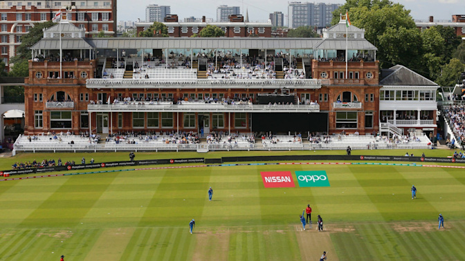 MCC members accused of snubbing women's World Cup Final at Lords