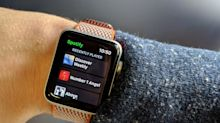 Spotify officially debuts its Apple Watch app