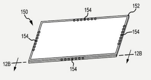 "Apple patent shows new ""smart bezel"" for tablets"