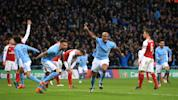 Win over Arsenal delivers League Cup for City