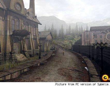 Syberia takes an adventure on the DS