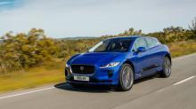 We Drive the I-Pace, Jaguar's First EV!