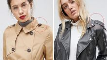 What the pointless buttons on jackets are actually for