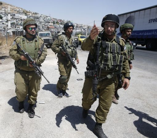 Palestinian stabs Israeli soldier in West Bank: army