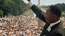 March on Washington, Martin Luther King Jr.'s speech honored