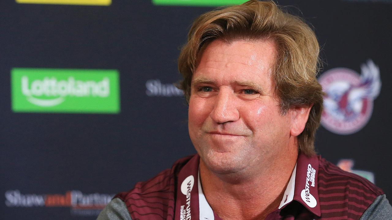 'It would be deserved': Manly coach tipped for huge NRL honour