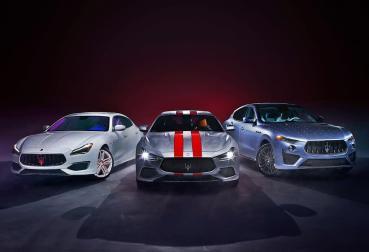 MASERATI打造三款獨一無二展示車,以啟動Fuoriserie客制化計畫讓買家擁有最個人化車款