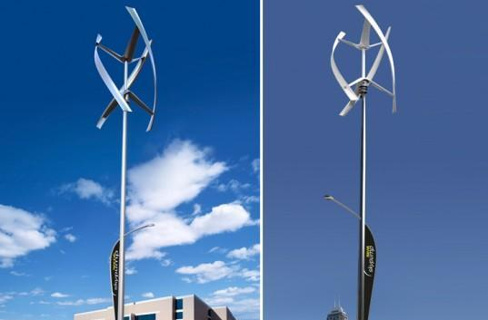 Sanya Skypump charges your EV, illuminates parking lots using wind and rays (video)