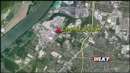Shelter in place lifted after chemical situation at DuPont plant