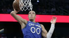 Aaron Gordon to skip Slam Dunk Contest to focus on improving as an all-around player
