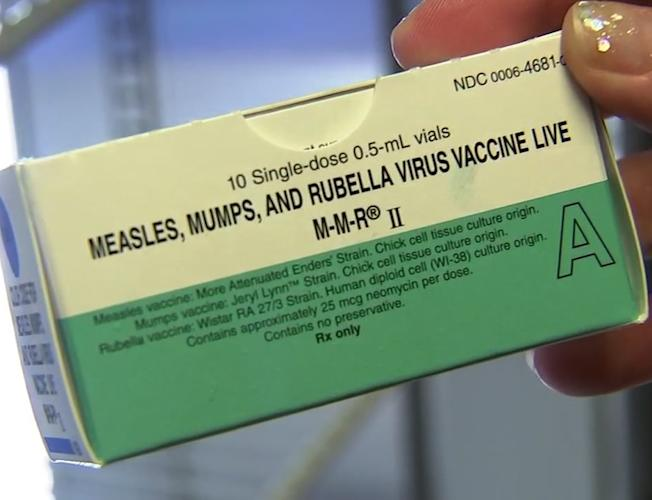 Measles cases top 700 this year in the United States