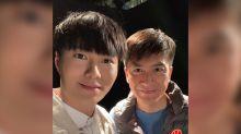 Kenneth Ma assures Hubert Wu's health