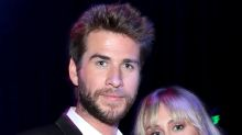 Liam Hemsworth Declares Himself 'Husband Goals' After Snapping Photo of Wife Miley Cyrus