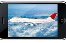 iPhone vs. Pre: The best air-travel companion