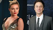 Florence Pugh slams haters 'hurling abuse' at her relationship with Zach Braff: 'I do not need you to tell me who I should and should not love'