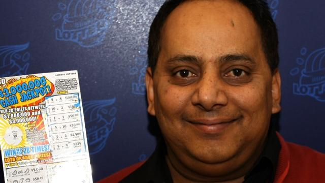 Dead lottery winner may have been poisoned