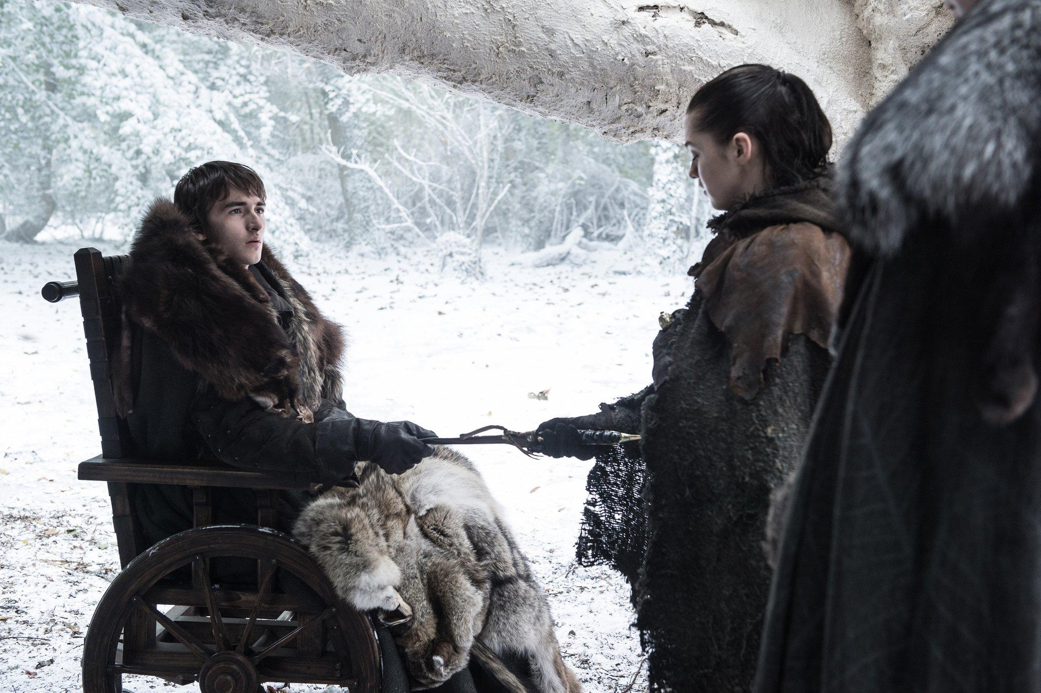 Game of Thrones: This Surprisingly Plausible Theory Reveals Why Bran Gives Arya His Dagger