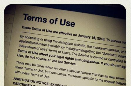 Instagram lays framework for monetization, sharing info with Facebook in ToS update