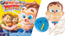 Can We Interest You in This Board Game Where You Pop Zits on a Guy's Face?