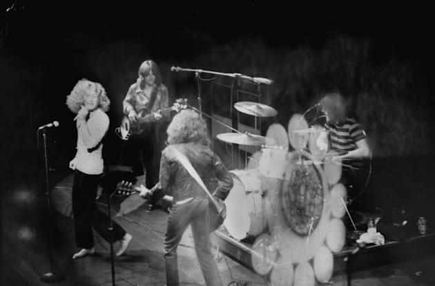 Listen in: Jimmy Page hosts livestream for unreleased Led Zeppelin tracks
