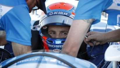Ed Jones returns to IndyCar after sitting out 2020