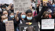 Mort de George Floyd : à New York, la colère ne faiblit pas malgré le couvre-feu