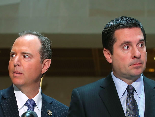 House Intel Committee implodes amid Trump-Russia ...