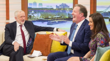 Piers Morgan eats humble pie as he admits he was wrong about Jeremy Corbyn
