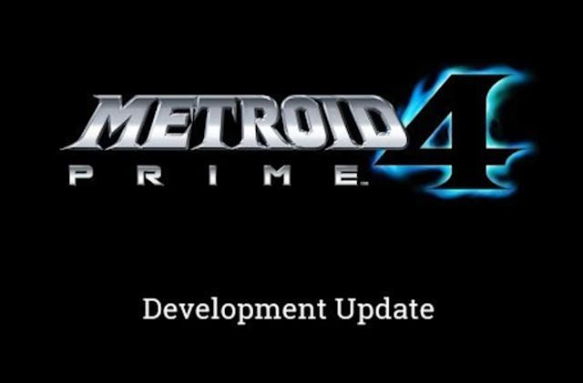 Nintendo scraps 'Metroid Prime 4' development and starts over