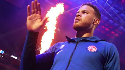 Fantasy Edge: What's the deal with Blake Griffin?