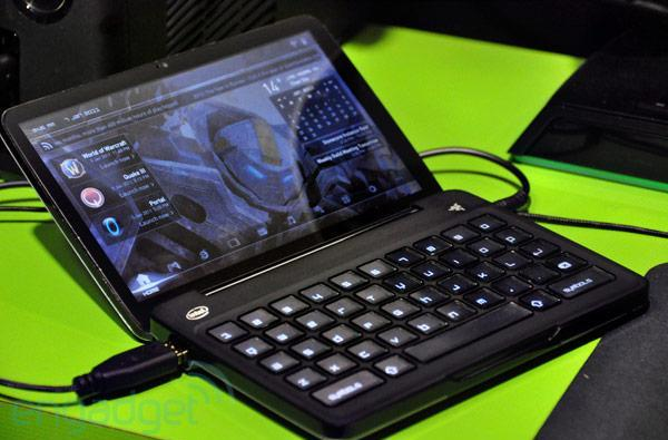Razer Switchblade preview: 3G, Intel Oak Trail, almost definitely going on sale