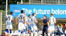 Hertha BSC: Zwölf Tage vor dem Ernstfall: Hertha BSC fehlen die Anführer
