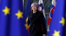 Eurosceptics baulk as May pitches status quo Brexit transition