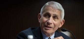 Dr. Fauci: COVID-19 case drop not due to vaccine