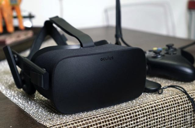 Oculus Rift requires Windows 10 for new features