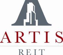 Artis Real Estate Investment Trust Announces Quarterly Cash Distribution
