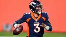 Drew Lock happy to be the bad guy in Broncos-Chiefs rivalry