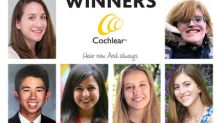 Cochlear reveals winners of the 2018 Graeme Clark and Anders Tjellström scholarships