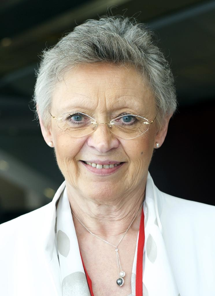 Francoise Barre-Sinoussi of France's Pasteur Institute, a Nobel Laureate and former IAS president, said scientists have gained new insights into the virus, its progression and the body's response to HIV (AFP Photo/Deborah Jones)