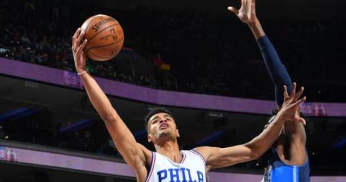 Basket - NBA - La nuit des Frenchies : Timothé Luwawu-Cabarrot enchaîne bien, Evan Fournier décisif