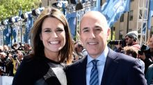 'Today' Show's Savannah Guthrie Surprises Matt Lauer for 20th Anniversary Celebration Amidst Talk of Megyn Kelly Move