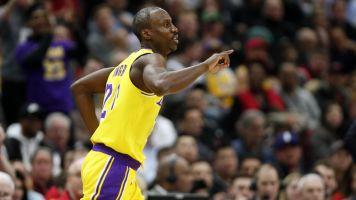 Report: Lakers won't bring renew Andre Ingram