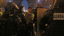 Massives Polizeiaufgebot bei «Gelbwesten»-Protest