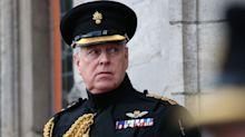 Prince Andrew urged to co-operate with US investigators after 'Queen strips him of royal duties'